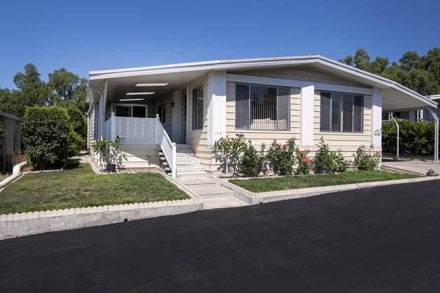 340 Old Mill Rd Spc 134, Santa Barbara, CA 93110 (MLS #19-2885) :: The Zia Group