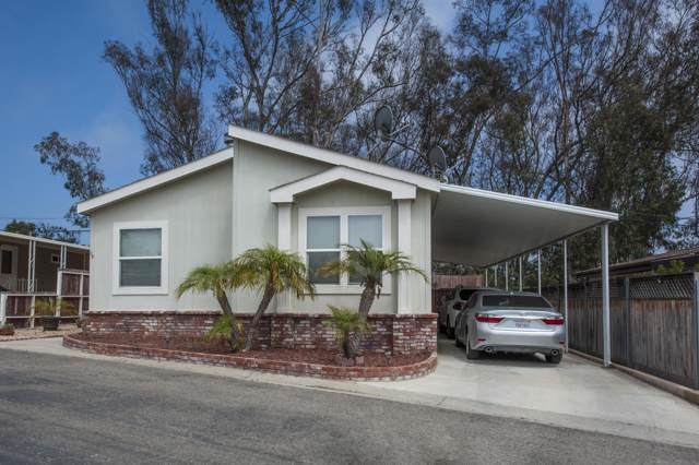 30 Winchester Canyon Rd Spc 28, Goleta, CA 93117 (MLS #19-2895) :: The Zia Group