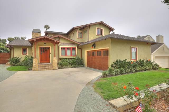 254 San Julian Ave, Santa Barbara, CA 93109 (MLS #19-2901) :: The Epstein Partners