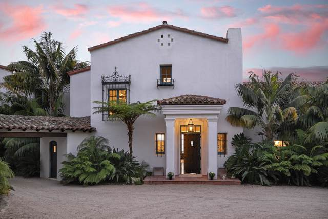 4225 Cresta Ave, Santa Barbara, CA 93110 (MLS #19-2907) :: The Epstein Partners
