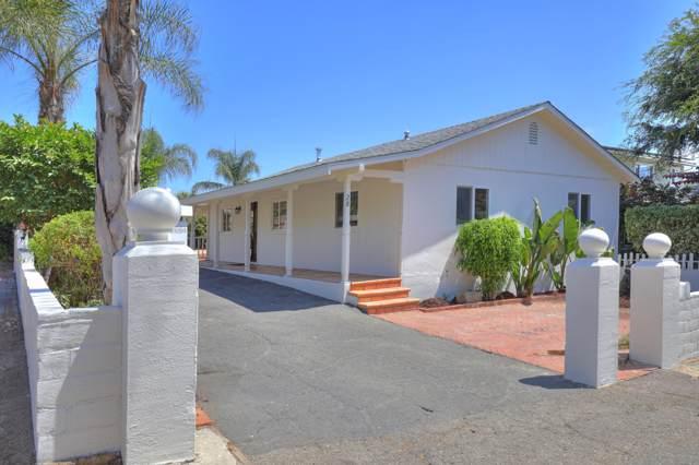 28 Portola Ln, Santa Barbara, CA 93105 (MLS #19-2908) :: The Zia Group