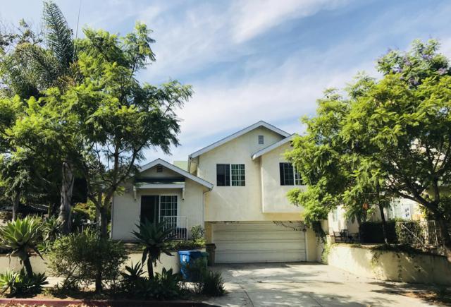 1204 San Andres St, Santa Barbara, CA 93101 (MLS #19-291) :: The Zia Group