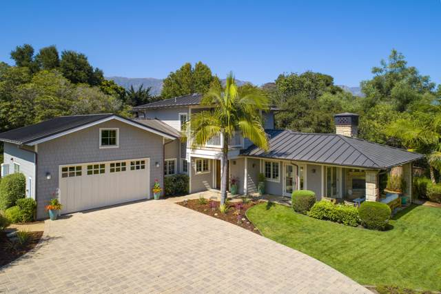1395 Danielson Rd, Montecito, CA 93108 (MLS #19-2938) :: The Epstein Partners