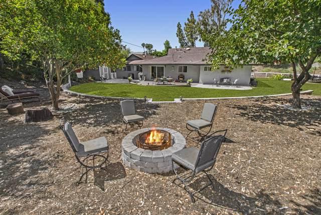 3655 Montalvo Way, Santa Barbara, CA 93105 (MLS #19-2952) :: The Zia Group