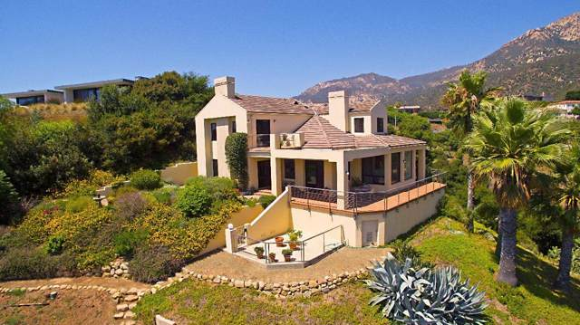 2870 Holly Rd, Santa Barbara, CA 93105 (MLS #19-2965) :: The Zia Group