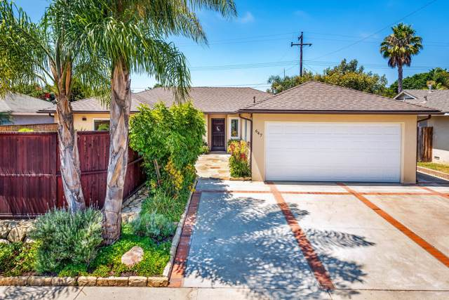 647 Burtis St, Santa Barbara, CA 93111 (MLS #19-2969) :: The Epstein Partners