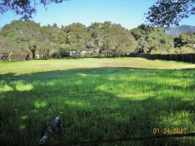 1510 San Leandro Ln, Montecito, CA 93108 (MLS #19-3) :: The Epstein Partners