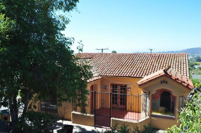 501 Alameda Padre Serra, Santa Barbara, CA 93103 (MLS #19-30) :: Chris Gregoire & Chad Beuoy Real Estate