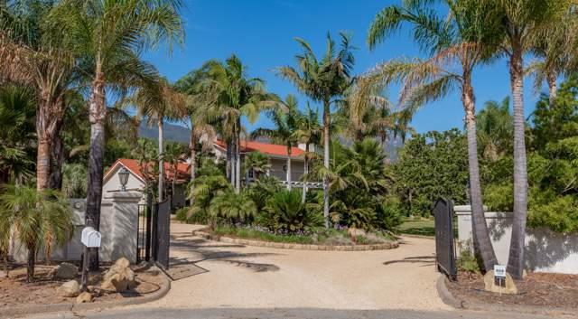 4506 Creek Ln, Santa Barbara, CA 93111 (MLS #19-3027) :: The Zia Group