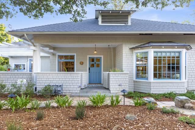 1321 Alta Vista Rd, Santa Barbara, CA 93103 (MLS #19-3097) :: The Zia Group