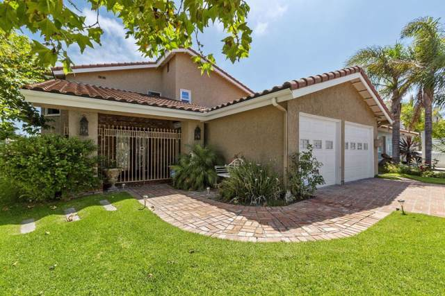 2540 Peninsula Rd, Oxnard, CA 93035 (MLS #19-3115) :: Chris Gregoire & Chad Beuoy Real Estate