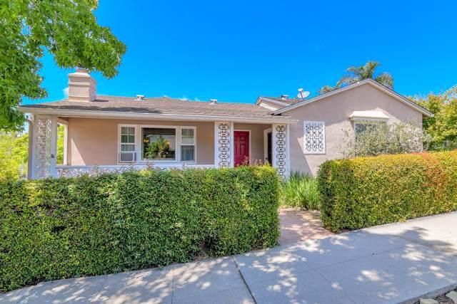 2300 Wellington Ave, Santa Barbara, CA 93105 (MLS #19-3149) :: The Zia Group