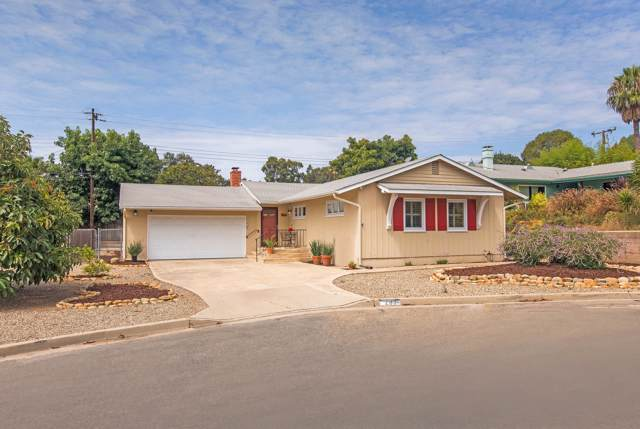 293 Apple Grove Ln, Santa Barbara, CA 93105 (MLS #19-3165) :: The Zia Group