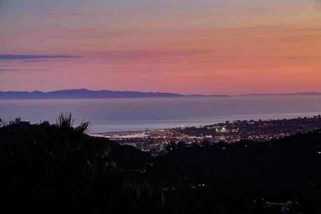 212 E Mountain Dr, Montecito, CA 93108 (MLS #19-3185) :: The Epstein Partners