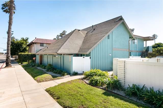 2847 E Harbor Blvd B, Ventura, CA 93001 (MLS #19-3193) :: Chris Gregoire & Chad Beuoy Real Estate