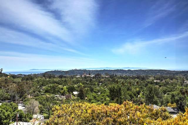 2725 Exeter Pl, Santa Barbara, CA 93105 (MLS #19-3201) :: Chris Gregoire & Chad Beuoy Real Estate