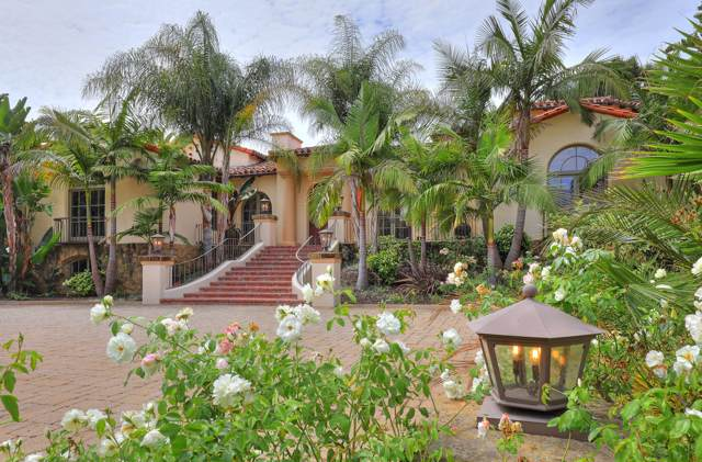 405 Via Hierba, Santa Barbara, CA 93110 (MLS #19-3207) :: The Epstein Partners