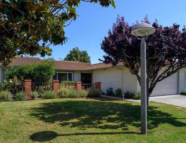 53 La Cumbre Cir, Santa Barbara, CA 93105 (MLS #19-3230) :: The Zia Group