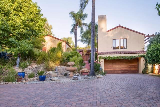 1910 Barker Pass Rd, Santa Barbara, CA 93108 (MLS #19-3240) :: Chris Gregoire & Chad Beuoy Real Estate