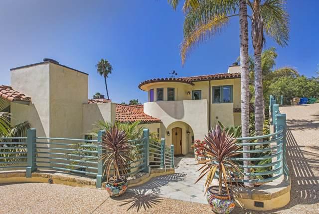 223 Alameda Padre Serra, Santa Barbara, CA 93103 (MLS #19-3249) :: The Zia Group