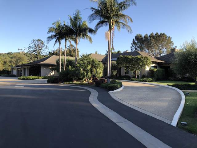 1185 Fife Ln, Montecito, CA 93108 (MLS #19-3276) :: The Epstein Partners