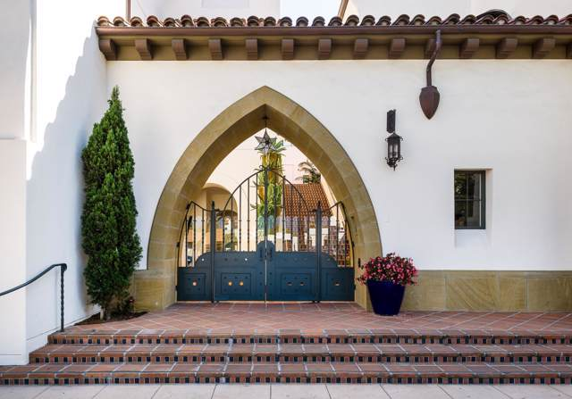 401 Chapala St #107, Santa Barbara, CA 93101 (MLS #19-3277) :: The Zia Group