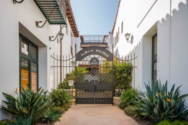 18 Victoria St #103, Santa Barbara, CA 93108 (MLS #19-3281) :: The Epstein Partners
