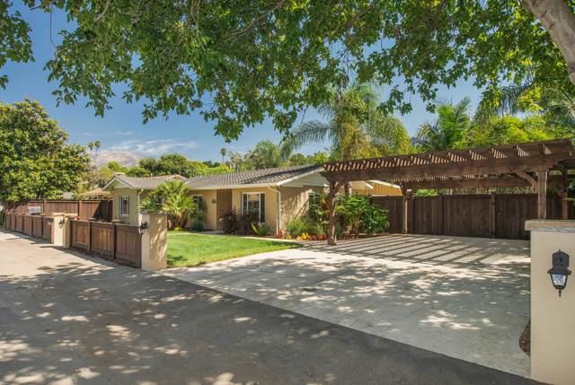 700 Northview Rd, Santa Barbara, CA 93105 (MLS #19-3283) :: The Zia Group