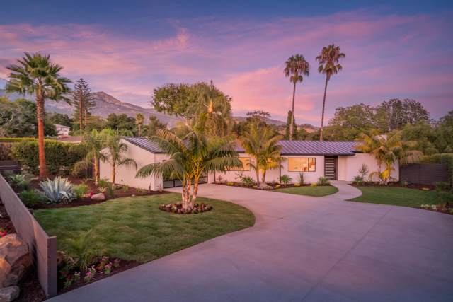 626 San Roque Rd, Santa Barbara, CA 93105 (MLS #19-3285) :: The Epstein Partners