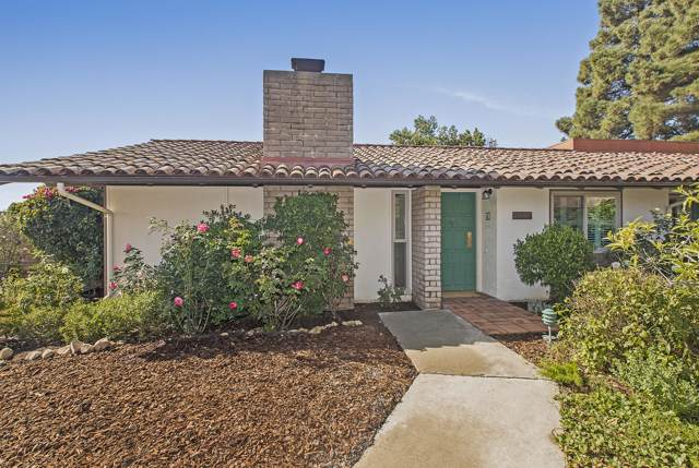 2742 Miradero Dr, Santa Barbara, CA 93105 (MLS #19-3287) :: The Epstein Partners