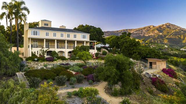 130 Canyon Acres Dr, Santa Barbara, CA 93105 (MLS #19-3288) :: The Zia Group