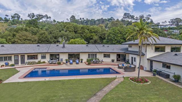 4141 Mariposa Dr, Santa Barbara, CA 93110 (MLS #19-3295) :: The Zia Group