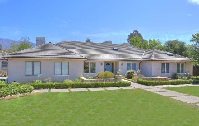 1127 Dulzura Dr, Santa Barbara, CA 93108 (MLS #19-3314) :: Chris Gregoire & Chad Beuoy Real Estate