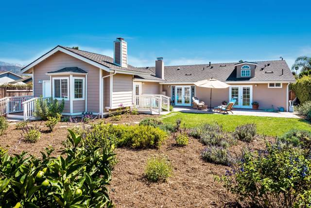 1347 Trieste Ln, Carpinteria, CA 93013 (MLS #19-3317) :: The Zia Group