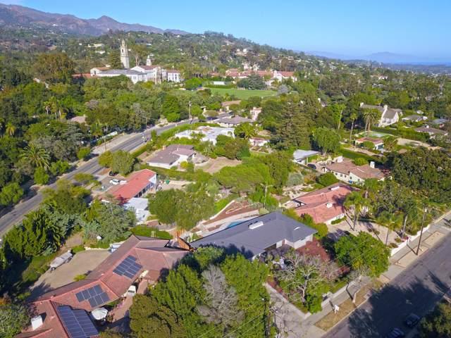 2444 Santa Barbara St, Santa Barbara, CA 93105 (MLS #19-3346) :: The Zia Group