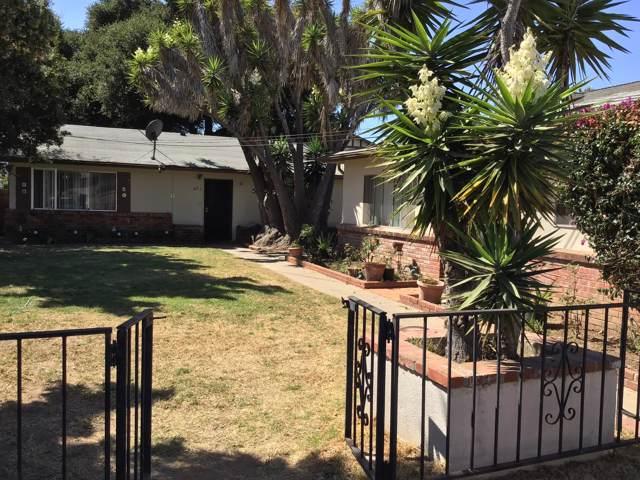 817 N Salsipuedes, Santa Barbara, CA 93103 (MLS #19-3389) :: The Zia Group
