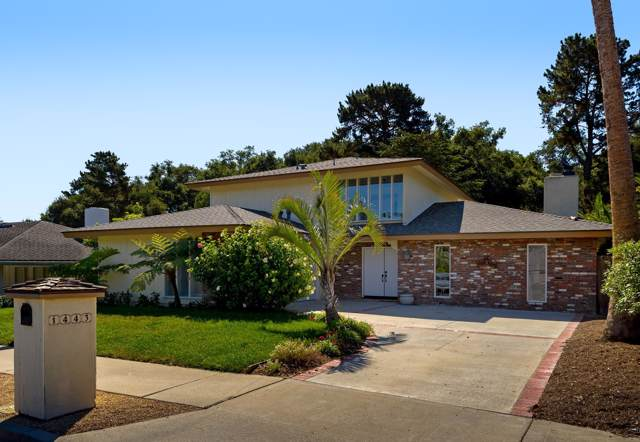 1443 Manitou Rd, Santa Barbara, CA 93105 (MLS #19-3394) :: The Epstein Partners