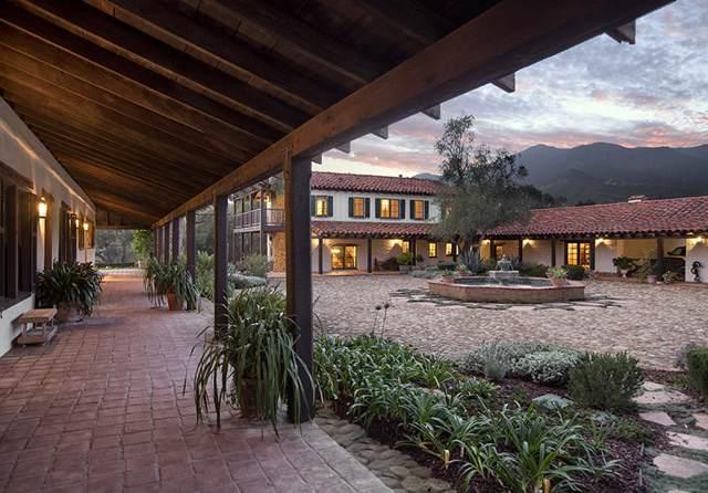 308 Ennisbrook Dr, Montecito, CA 93108 (MLS #19-3397) :: The Zia Group