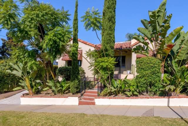 20 W Junipero St, Santa Barbara, CA 93105 (MLS #19-3413) :: The Epstein Partners