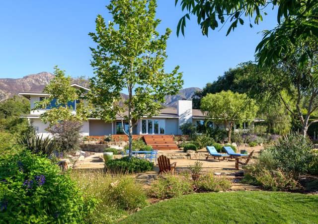 2231 Camino Del Rosario, Montecito, CA 93108 (MLS #19-3438) :: The Zia Group