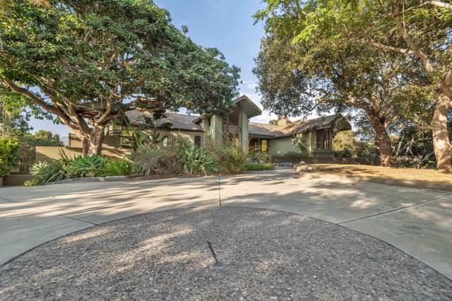 835 Puente Dr, Santa Barbara, CA 93110 (MLS #19-3440) :: The Zia Group