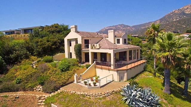 2870 Holly Rd, Santa Barbara, CA 93105 (MLS #19-3446) :: The Zia Group