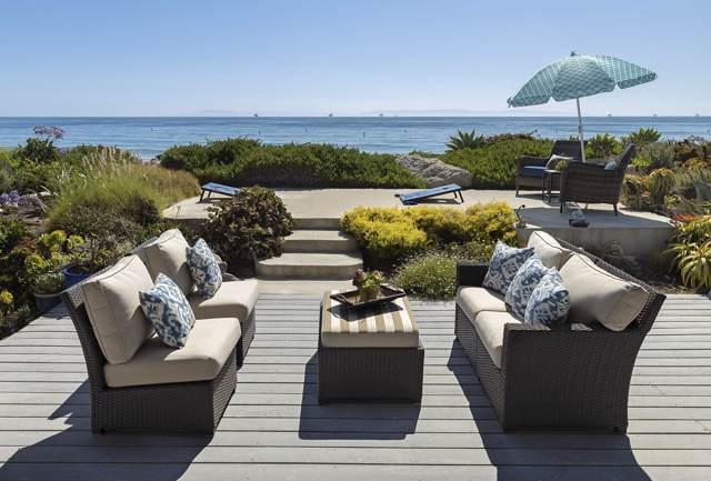 4581 Avenue Del Mar, Carpinteria, CA 93013 (MLS #19-3448) :: Chris Gregoire & Chad Beuoy Real Estate
