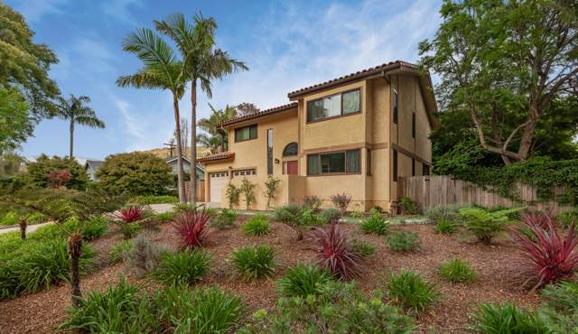 422 Alan Rd, Santa Barbara, CA 93109 (MLS #19-3455) :: Chris Gregoire & Chad Beuoy Real Estate