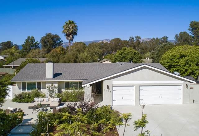 1019 Belmonte Dr, Santa Barbara, CA 93101 (MLS #19-3472) :: The Zia Group
