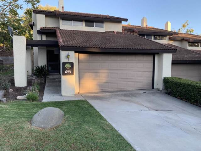 648 Floral Drive, Solvang, CA 93463 (MLS #19-3473) :: The Zia Group