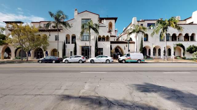 401 Chapala Street #113, Santa Barbara, CA 93101 (MLS #19-3491) :: The Zia Group