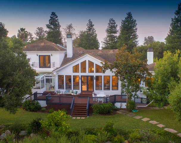 355 Sierra Vista Rd, Montecito, CA 93108 (MLS #19-3502) :: The Zia Group