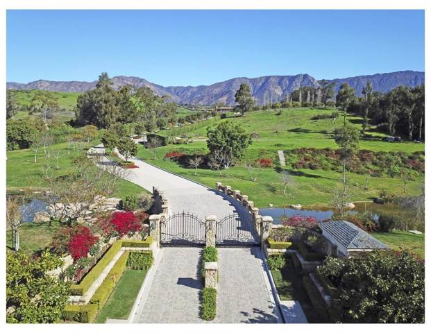 200 Montecito Ranch Ln, Summerland, CA 93067 (MLS #19-3503) :: The Zia Group