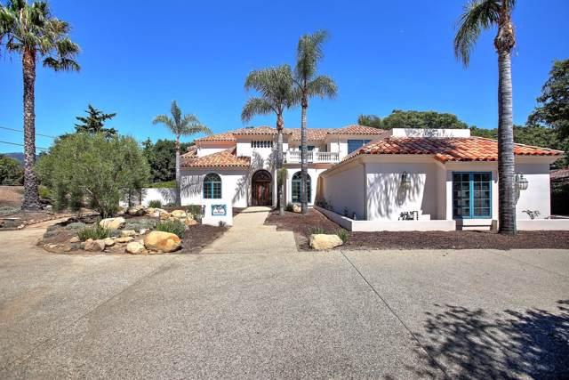 4684 Via Los Santos, Santa Barbara, CA 93111 (MLS #19-3509) :: The Zia Group